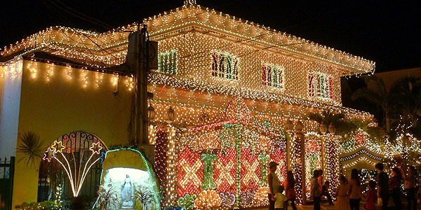 Christmas Lights In Pampanga.10 Christmas Themed Places That Will Get You In The Holiday