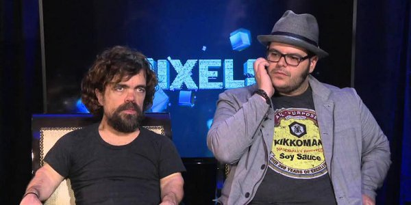 """Peter Dinklage, Josh Gad Play Unlikely Heroes in """"Pixels"""""""