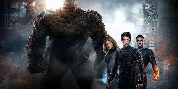 """It's Clobbering Time with the New """"Fantastic Four"""" Opens this August 5 in Philippine Cinemas!"""