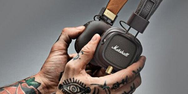 Introducing Marshall Major II Headphones