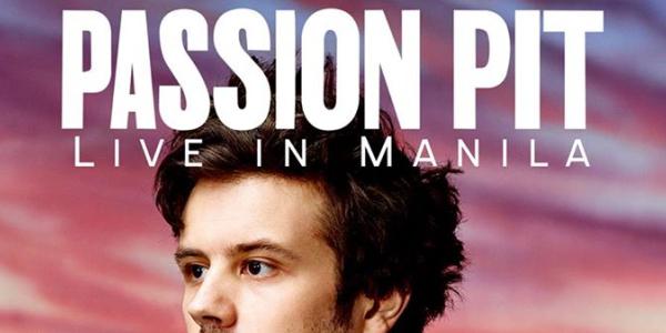 Passion Pit cancels Manila concert