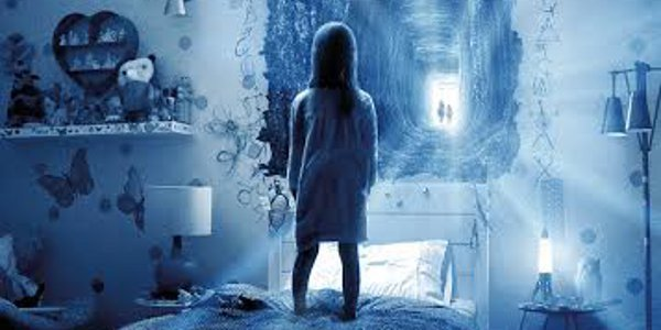 """Paranormal Activity 5: The Ghost Dimension"" Reveals Poster"