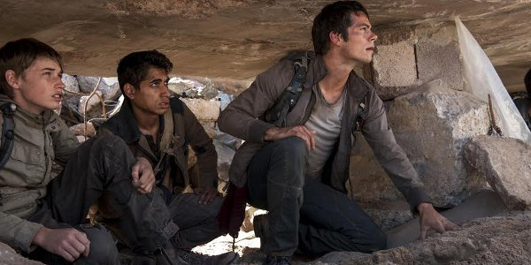 "Ready to Burn in ""Maze Runner: The Scorch Trials"""