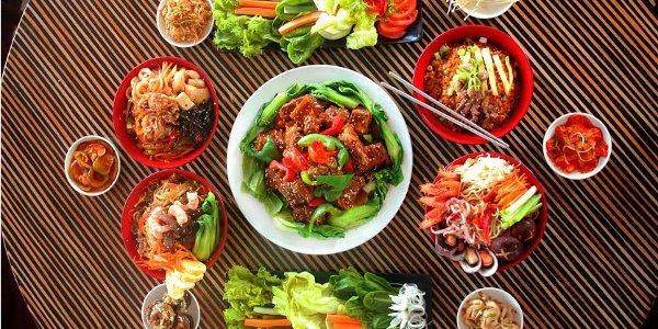 Seoul Food at Acacia Hotel Manila
