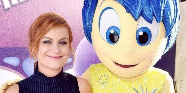 Amy Poehler Lends Joyful Voice for Inside Out