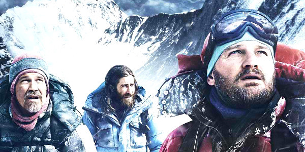 "Epic Adventure ""EVEREST"" Unveils New Posters & Trailer"