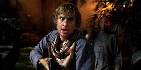 'No Escape' Star Owen Wilson Switching from Comedy to Action Hero