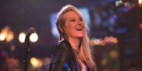 "Meryl Streep Learns to Play Guitar for ""Ricki and the Flash"""