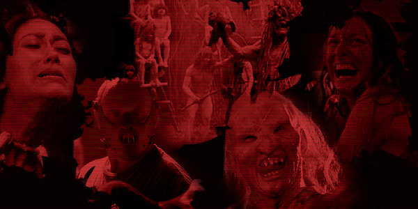 Infographic: 10 Must-See Gruesome Cannibal Movies Before You Die