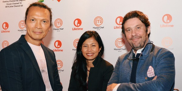 Susur Lee, Audra Morrice, and Bruno Ménard: Q&A with the Judges of MasterChef Asia