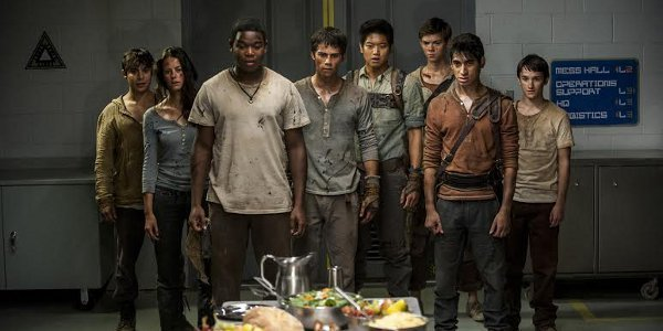 "On September 9 – Run or Burn in ""Maze Runner: The Scorch Trial"""