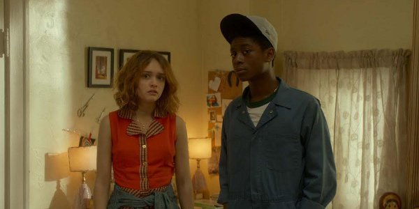 Olivia Cooke on Dying Young in Me and Earl and the Dying Girl