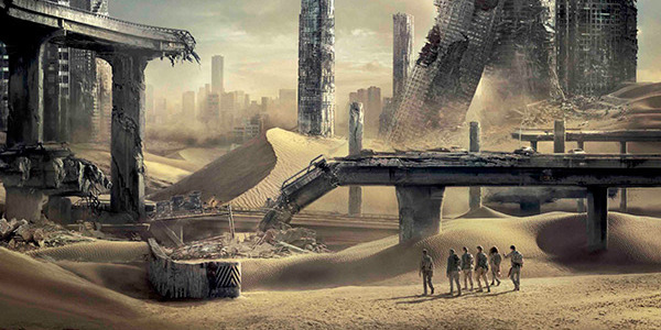 The Answers Don't Come in 'Maze Runner: The Scorch Trials'