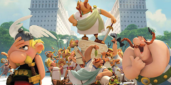 'Asterix: The Mansion of the Gods' is Silly Fun For All Ages