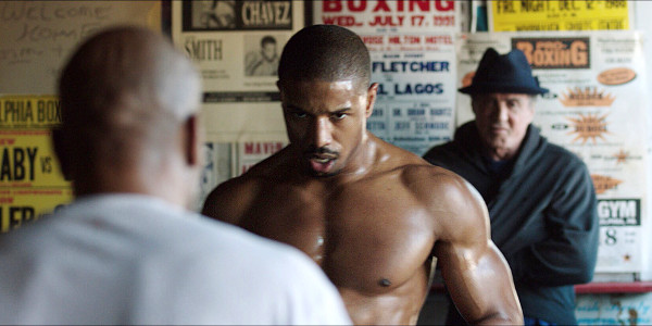 """New """"CREED"""" Trailer Focuses on Action, Underdog Story"""