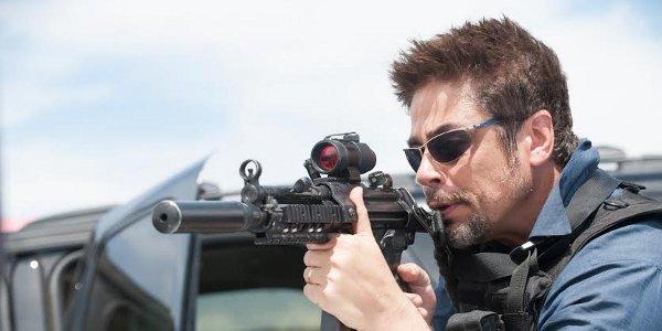 Academy Award Winner Benicio Del Toro in Gripping Action Thriller Sicario