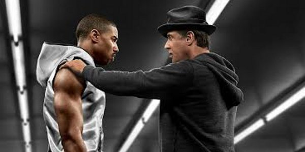"""Read more about the article New """"Creed"""" Poster Has a Father-and-Son Vibe"""