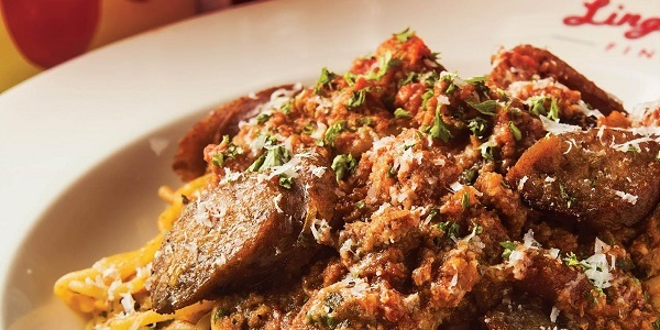Read more about the article Happy Birthday, Linguini Fini!: Free Bolognese for Every Table on October 2 and 3, 2015
