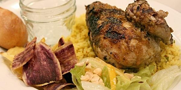 Spicebird's famous Piri-Piri Chicken Board