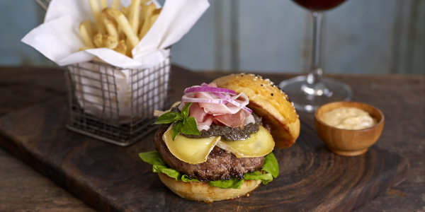 Premium Wagyu Burgers – Now Available at Village Tavern