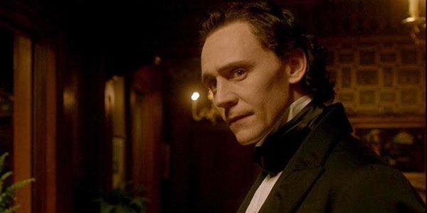 Tom Hiddleston, Master of Seduction in Crimson Peak