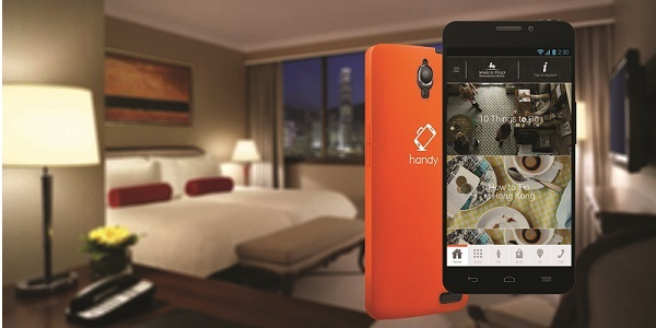 Unlimited Connectivity for Free: Marco Polo Hotels Hong Kong Now Offers 'Handy' Smartphone