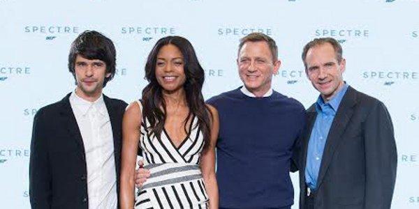 M, Q, Moneypenny Got Bond's Back in Spectre