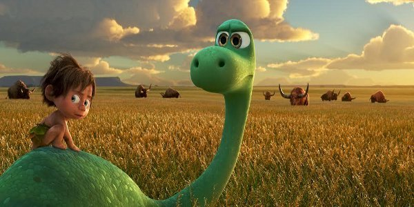 Be Part of a Heartfelt Journey in The Good Dinosaur