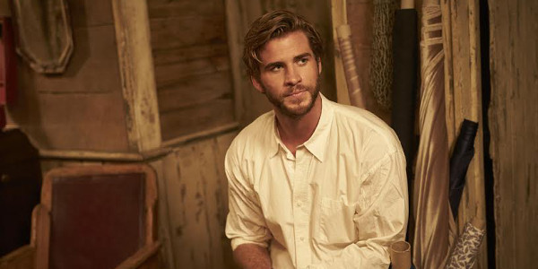 "Hunger Games Star Liam Hemsworth's Latest Movie with Kate Winslet in ""The Dressmaker"""