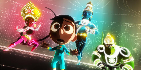 Animated Short Sanjay's Super Team to Play in Front of Good Dinosaur