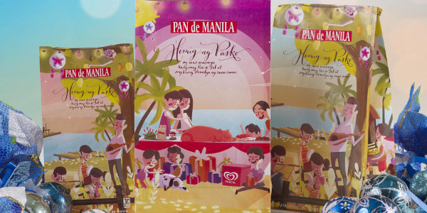 Bring the Holidays Home with Pan de Manila