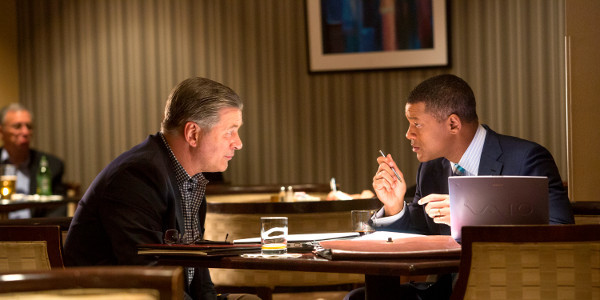 """Will Smith's """"CONCUSSION"""" Shares New Trailer"""