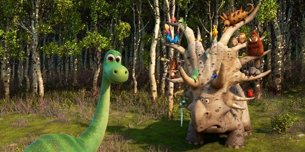 Great Vocal Talents Add Life to Good Dinosaur Characters