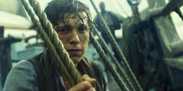 In the Heart of the Sea Stars Future Spider-Man Tom Holland