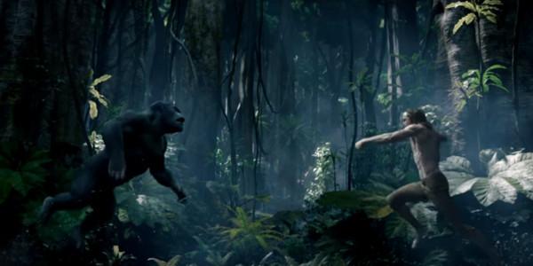 """The Legend of Tarzan"" Unleashes Teaser Trailer"