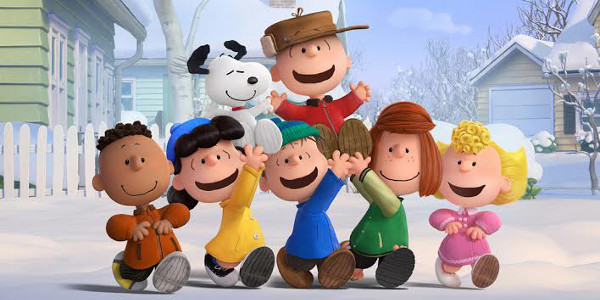 Snoopy and Charlie Brown The Peanuts Movie - Charles Legacy's Big Screen Debut