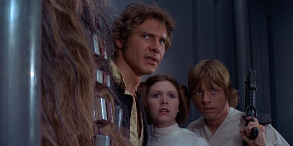 Hamill, Fisher, Ford: Star Wars Legends Return in The Force Awakens