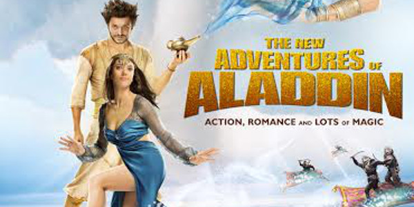 """Thieves in Robinhood Task """"The New Adventures of Aladdin"""""""
