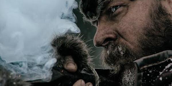 """Tom Hardy is Leonardo DiCaprio's Dark Mirror in """"The Revenant"""""""