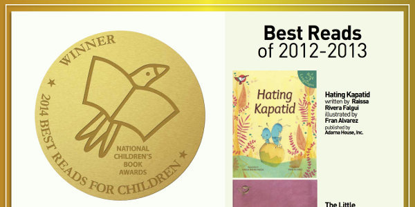 Call for Nominations: 2016 National Children's Book Awards