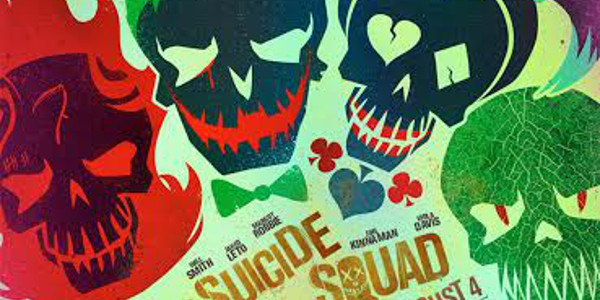 """""""Suicide Squad"""" Launches Character Icon Logos"""