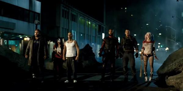 "The Super Villain Team Arrives in New ""Suicide Squad"" Trailer"