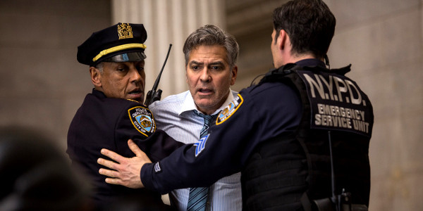 """First """"Money Monster"""" Trailer Takes George Clooney Hostage"""