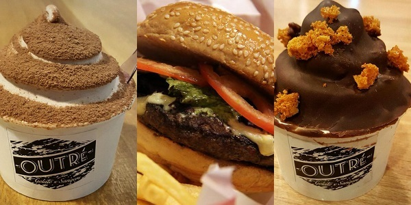Read more about the article Now Open: Outré Gelato & Sangers at Circuit Lane Makati