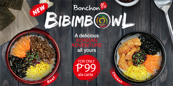 Read more about the article Check This Out: Bonchon's Bibimbowl for your Korean food cravings