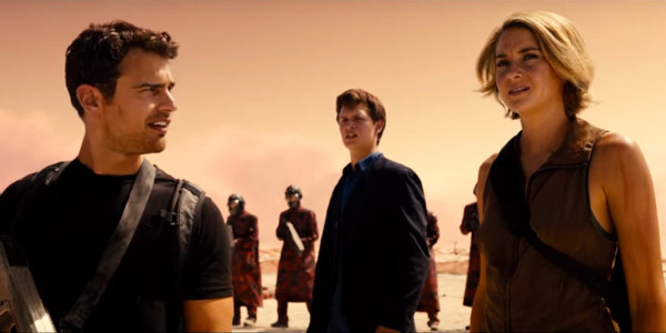 """""""Allegiant – Part 1"""" Trailer and Character Poster Release"""