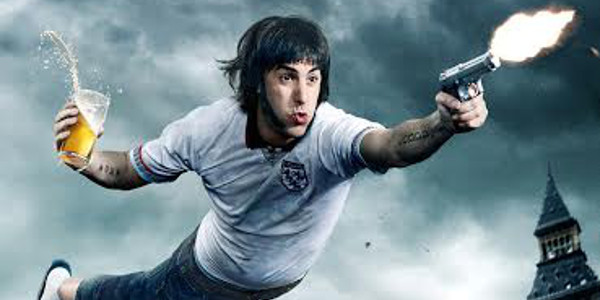 The Brothers Grimsby Guns for Action in New Poster