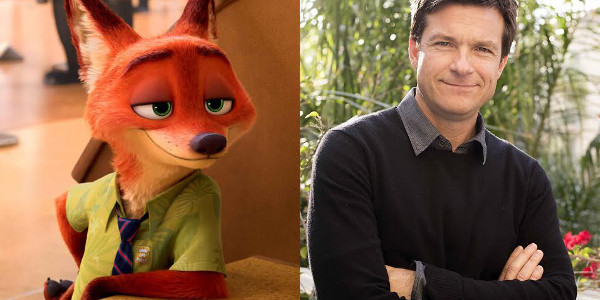 Jason Bateman Lends Voice to Con-Artist Fox in Zootopia