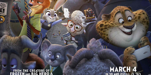 'Zootopia' is a Talking Animal Movie About Prejudice