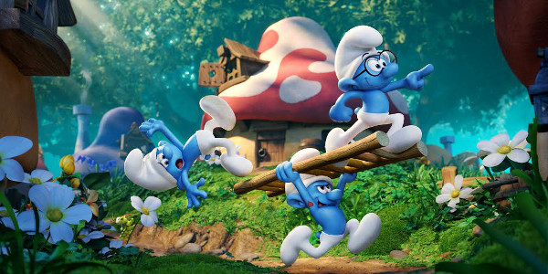 """Sony Pictures announces additional Cast for """"Smurfs: The Lost Village"""""""